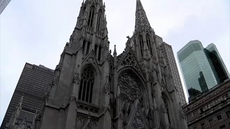 Notre Dame Fire Measures In Place To Protect New York Area Cathedrals