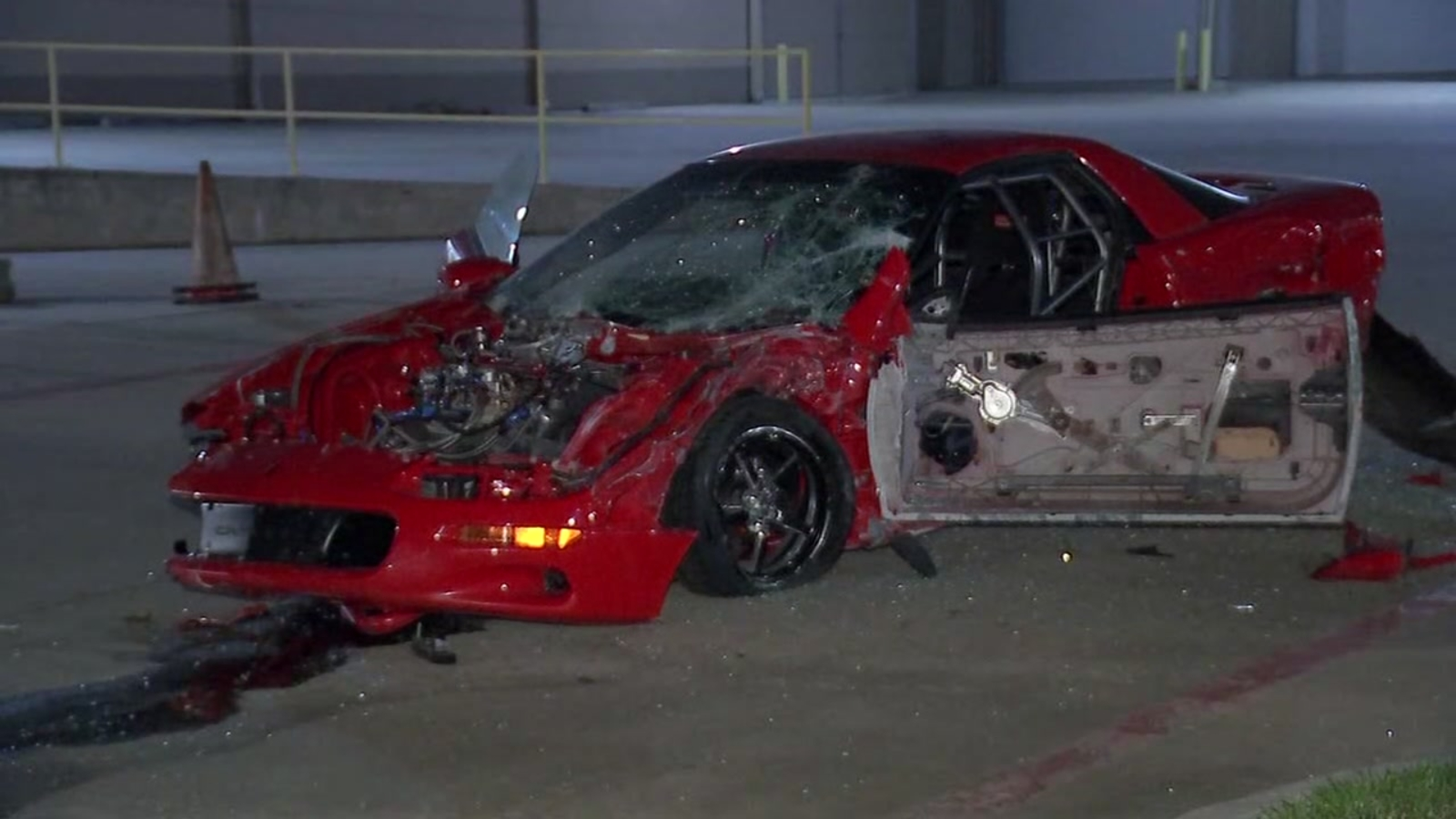 Son of Ronnie Pace of 'Street Outlaws' charged in street racing incident | abc13.com