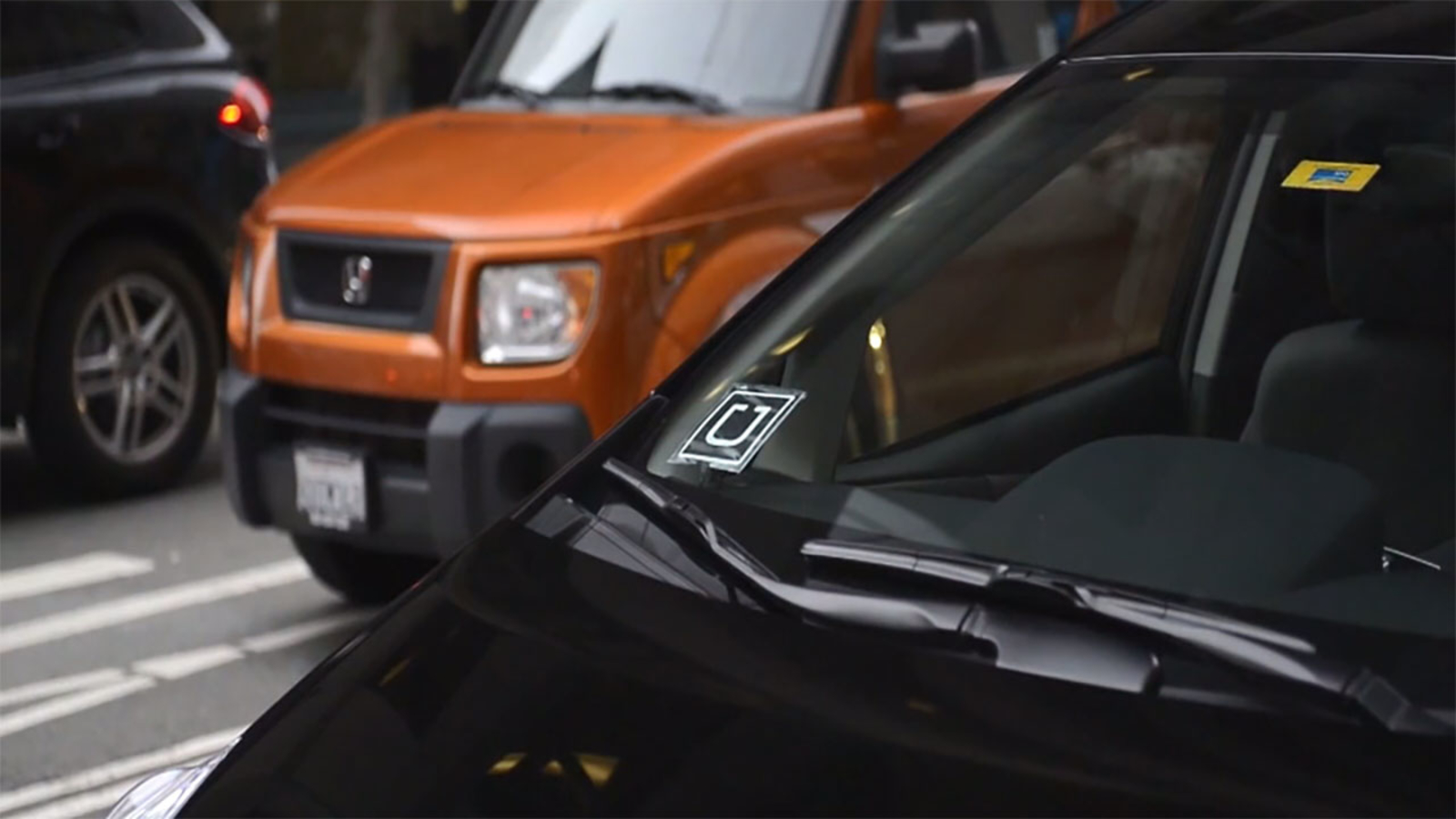 Lighted signs part of NC plan to make you safer in Uber, Lyft cars