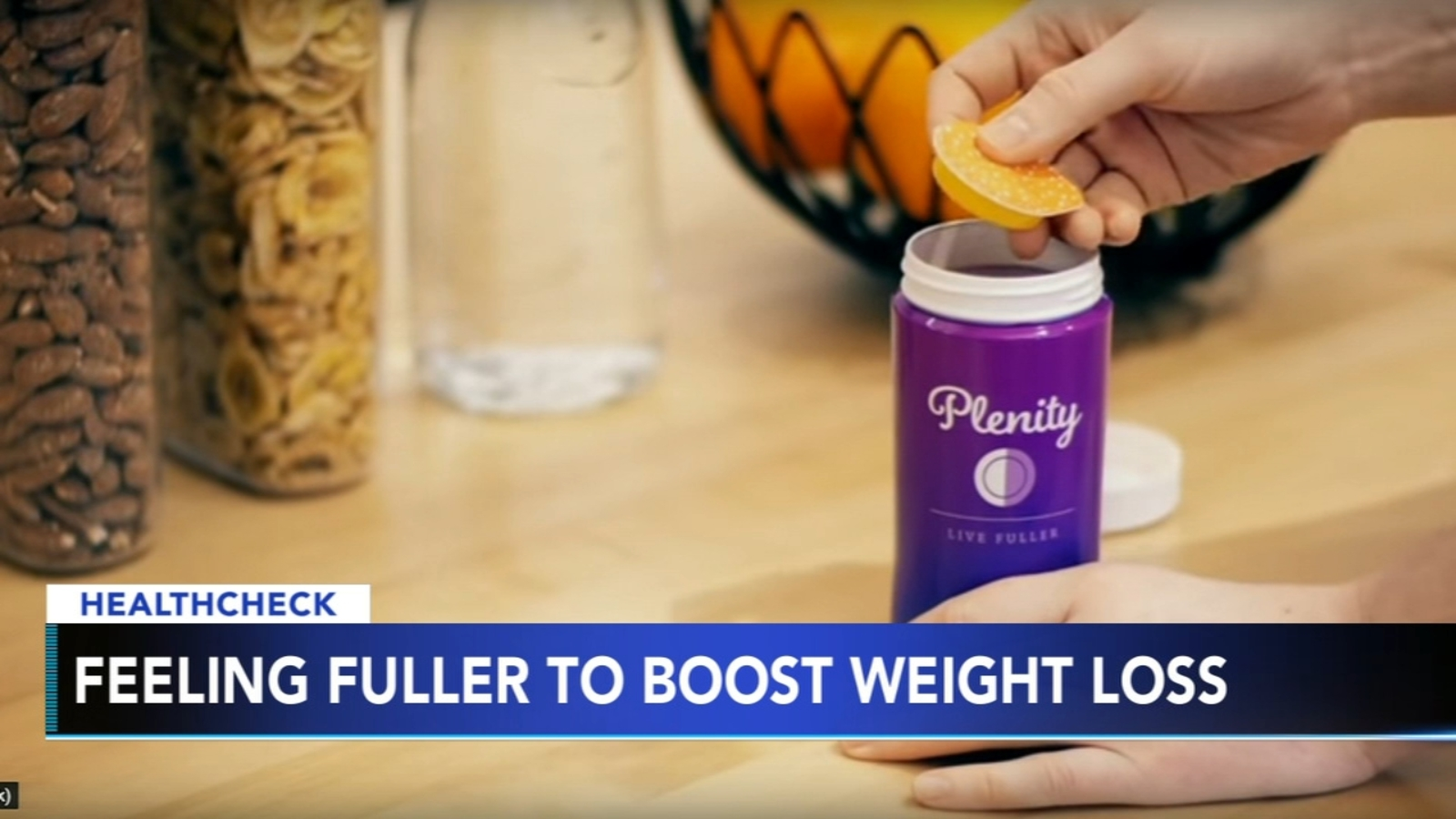 FDA clears new weight loss capsules that help you feel