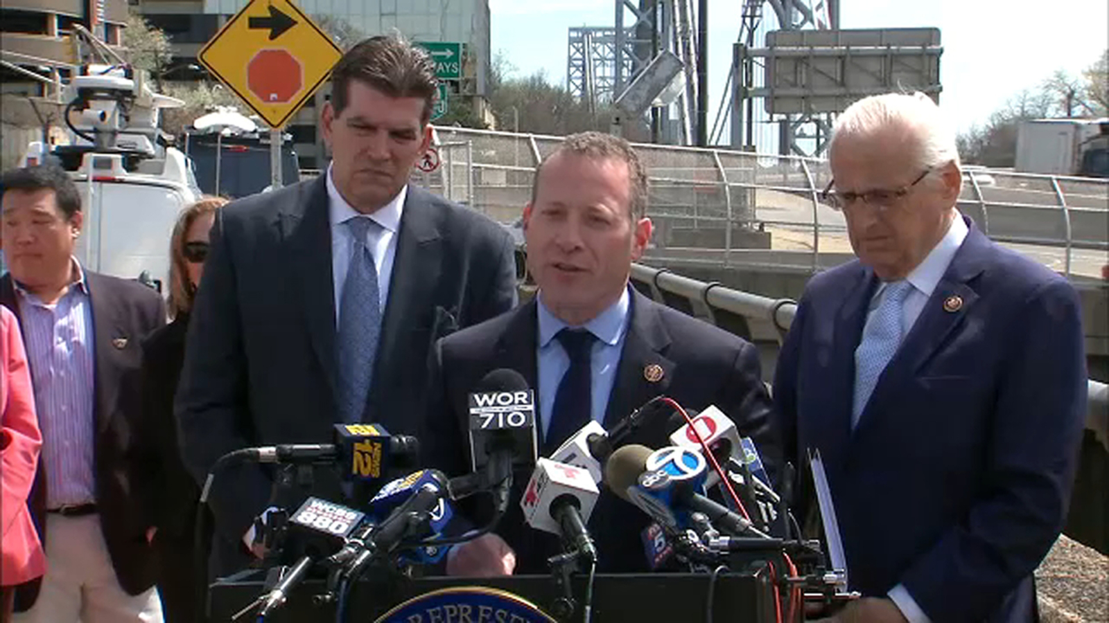 New Jersey congressmen slam New York City congestion pricing plan