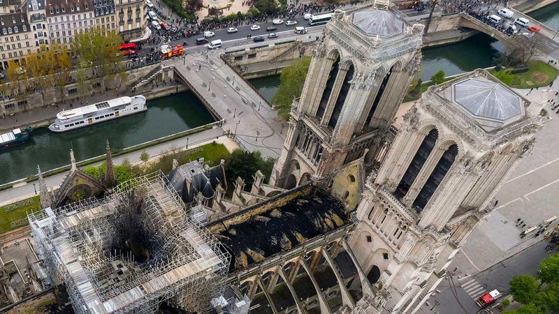 Notre Dame Cathedral Fire: Investigators think an electrical short
