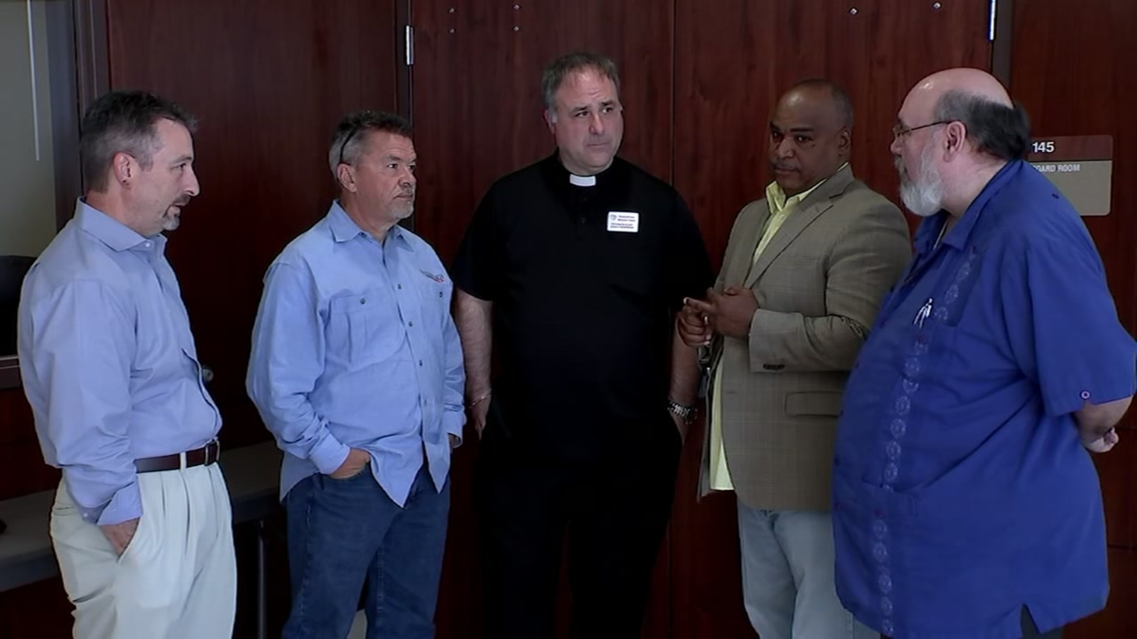 channelview ministry team answers the call in times of