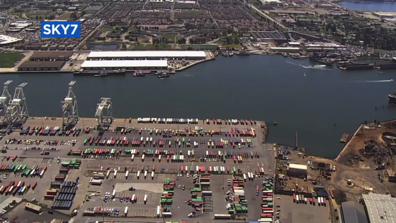 New coalition announces opposition to proposed Oakland A's ballpark at Howard Terminal