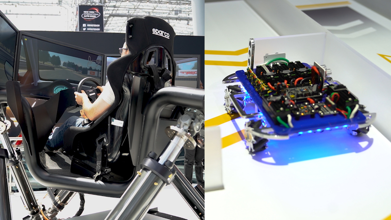 World Tech Auto >> Immerse Yourself Into Wild World Of Tech At New York
