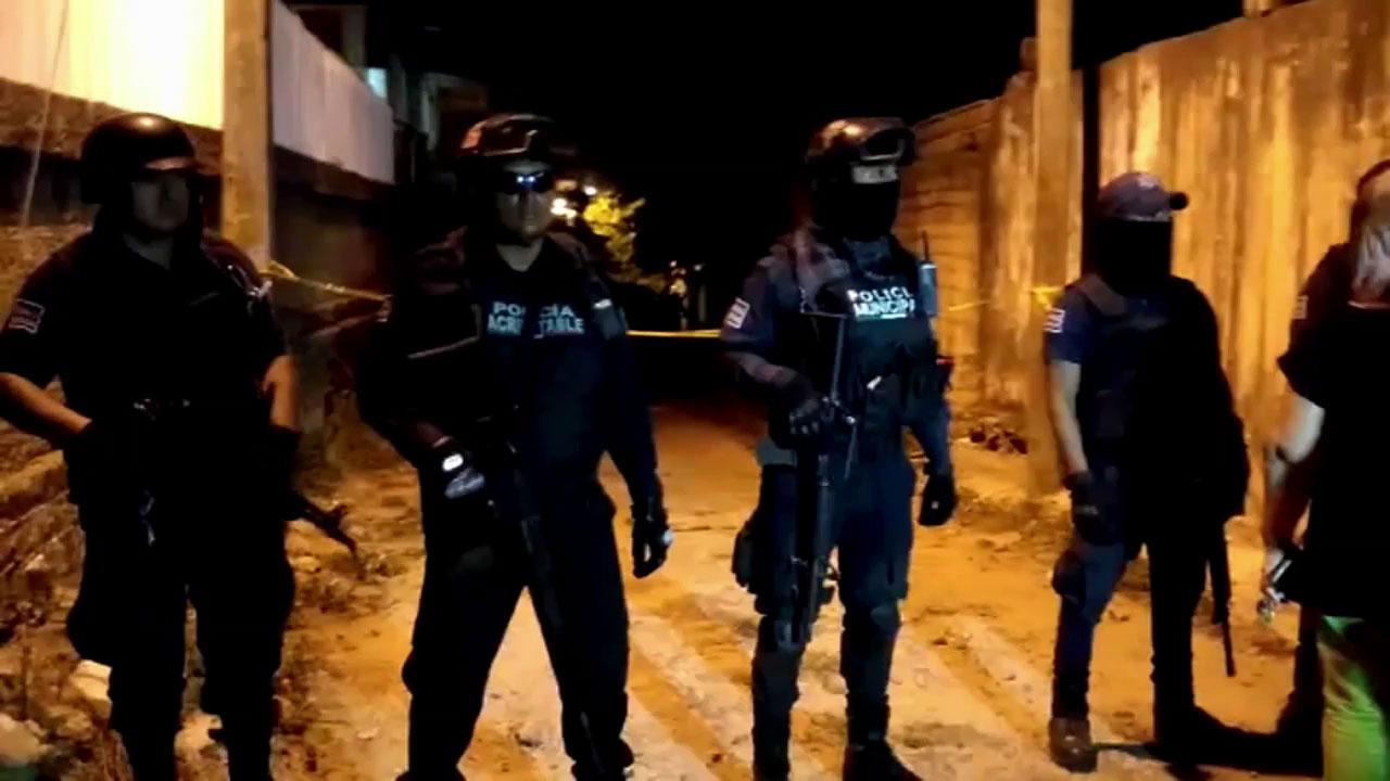 Mexico gang feud: 19 bodies found in Michoacan | abc7 com