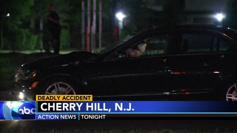 Person struck by vehicle and killed in Cherry Hill