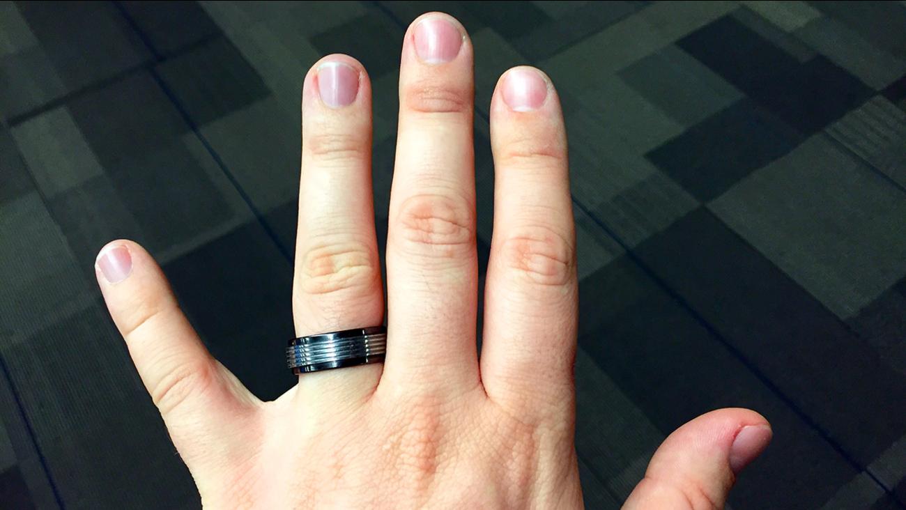 Finger length