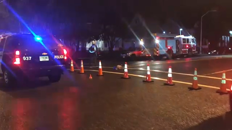Man dead in New Jersey hit and run, police searching for driver