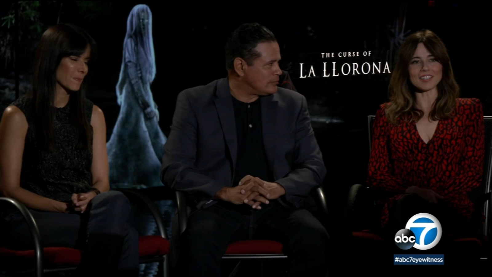 'The Curse of La Llorona' scares up weekend box office win in its debut