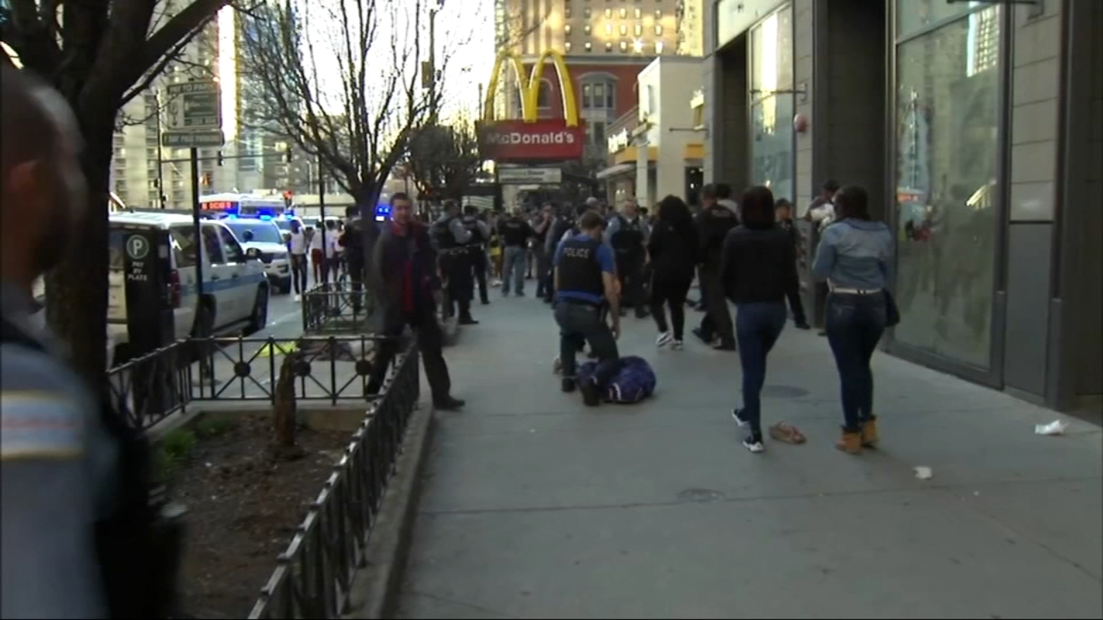 Fights involving groups of teens along Mag Mile spark outrage, sympathy