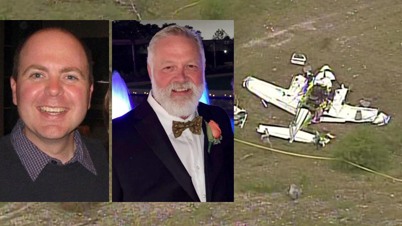 Kerrville plane crash: Remembering the victims