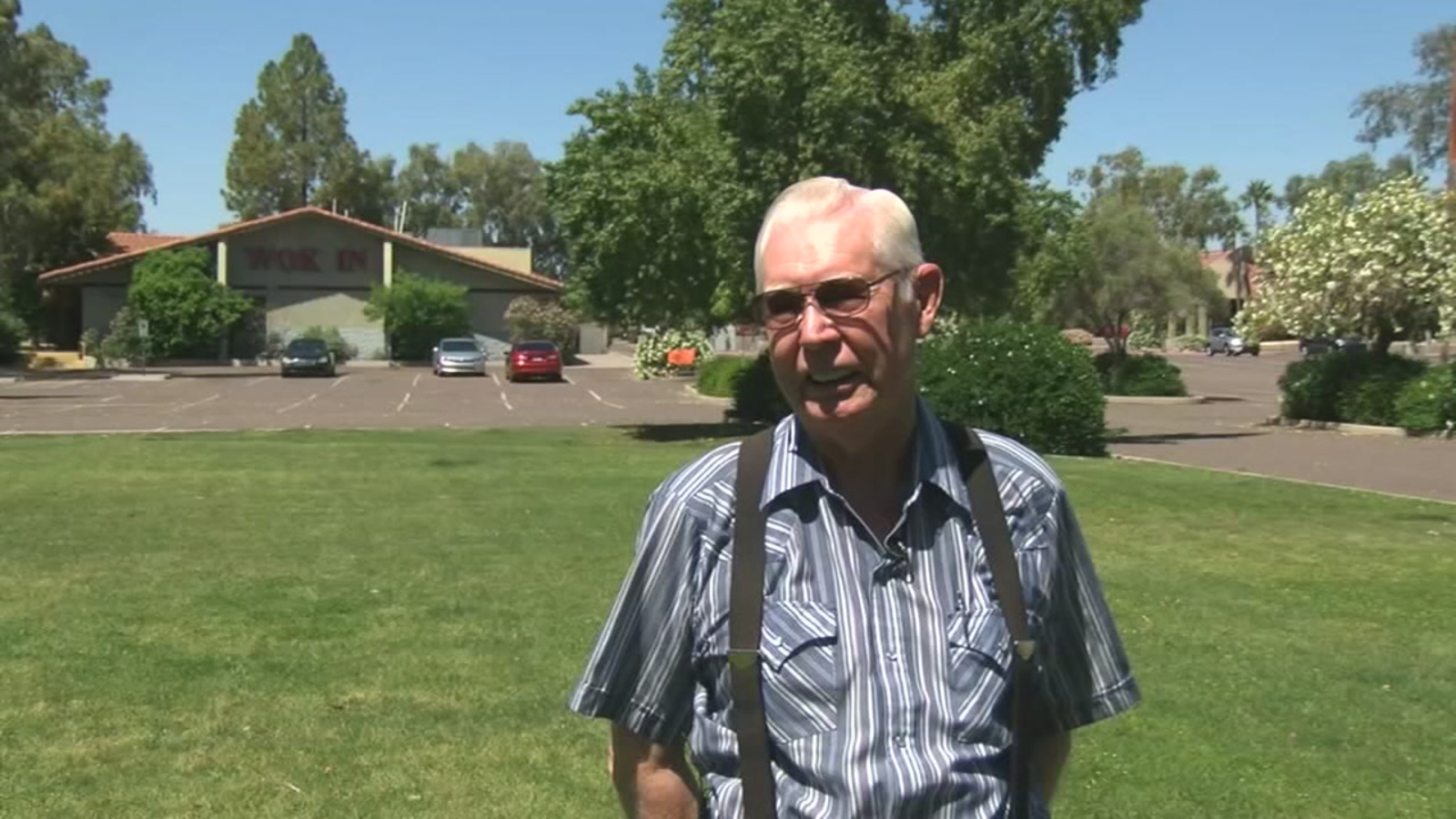 Man buys paper for grandson's school after they run out for year