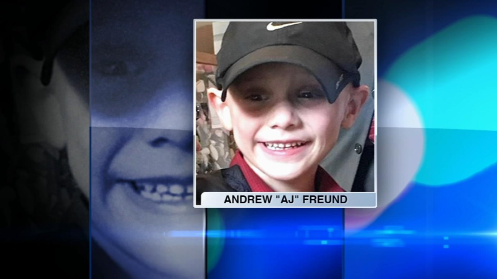 AJ Freund body found after Crystal Lake boy missing 7 days