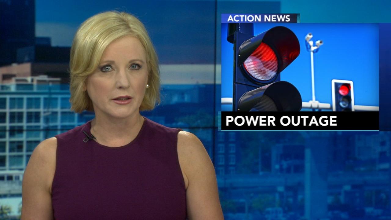Power outage   6abc com