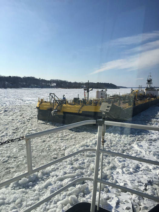"<div class=""meta image-caption""><div class=""origin-logo origin-image none""><span>none</span></div><span class=""caption-text"">Photos taken aboard the Sturgeon Bay Ice Cutter on the frozen Hudson River. (WABC Photo/ Amy Freeze)</span></div>"