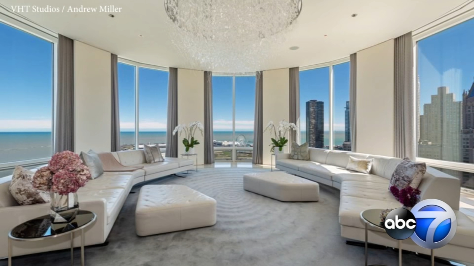 Chicago dream home: Stunning Lake Shore Drive condo listed for $13.5M