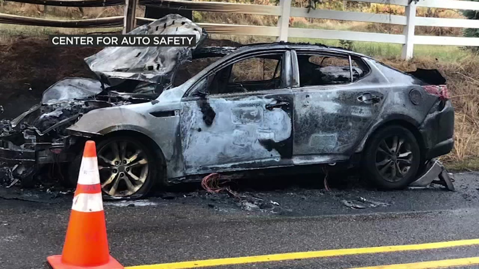 Bay Area man survives car fire, Hyundai and Kia now under investigation