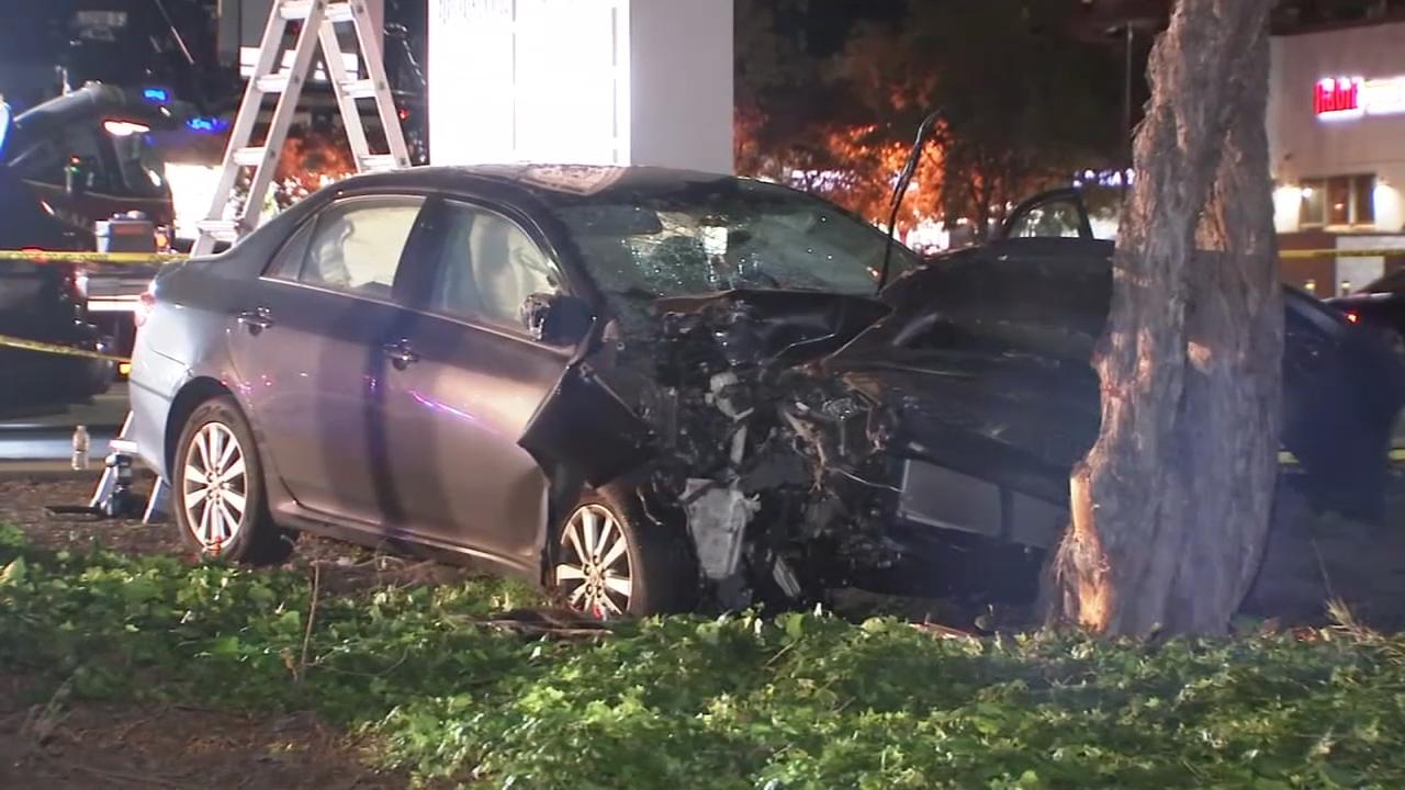 Sunnyvale Car Crash Police Say Deliberate Crash Suspect Has Not
