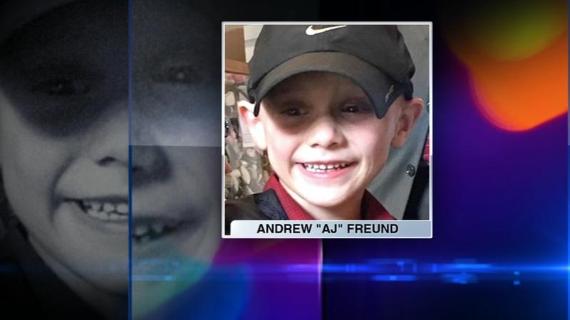 Crystal Lake boy AJ Freund funeral arrangements announced