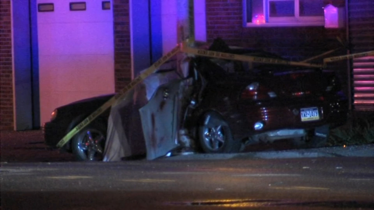 Stormy weather to blame for fatal crash in Hunting Park