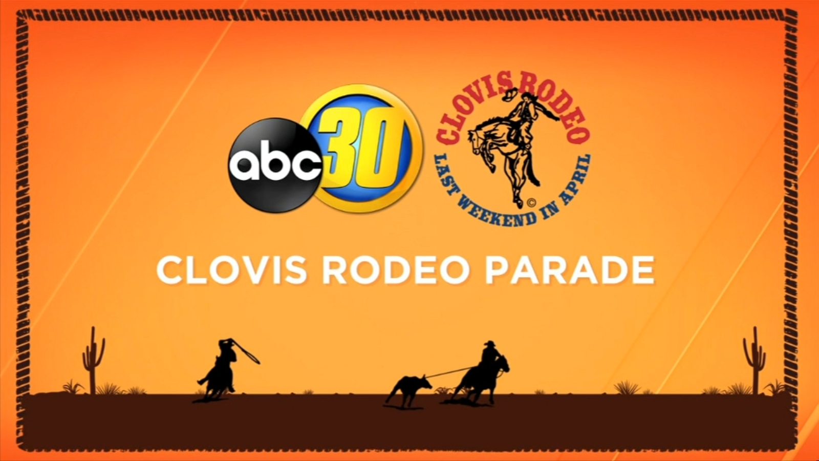 Watch Thousands Come Out For The 105th Clovis Rodeo