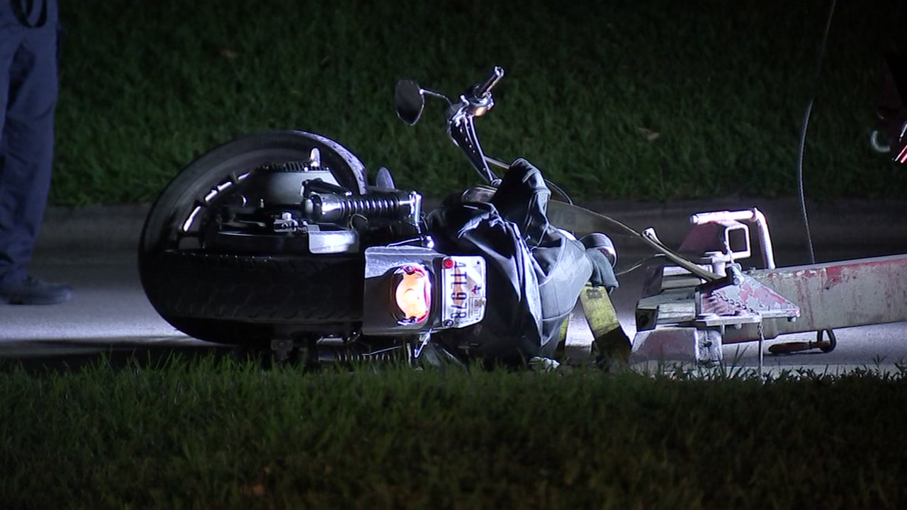 Deputies say victim in deadly motorcycle crash in northwest