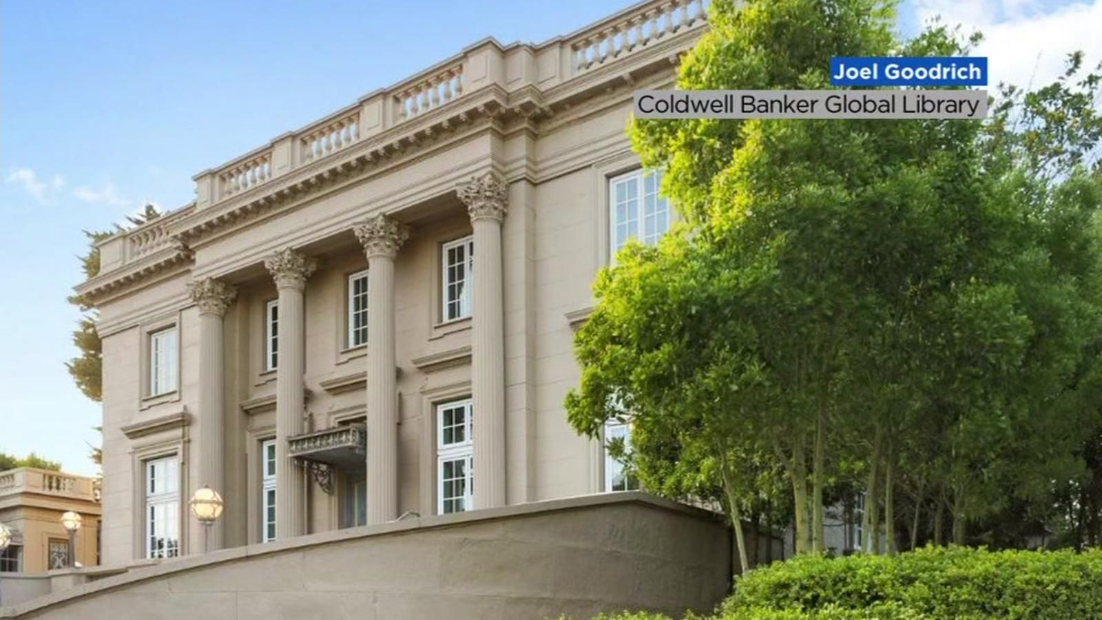 San Francisco's Versailles replica ready for buyer