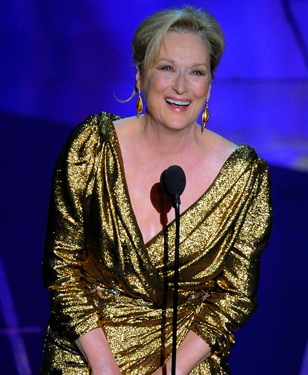 <div class='meta'><div class='origin-logo' data-origin='AP'></div><span class='caption-text' data-credit=''>Meryl Streep accepts the Oscar for best actress in a leading role for &#34;The Iron Lady&#34; during the 84th Academy Awards on Sunday, Feb. 26, 2012.</span></div>
