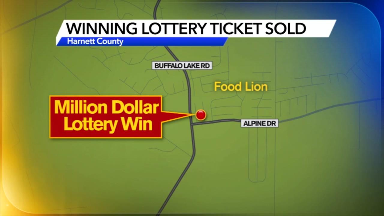 Powerball: Winning ticket for $344 million jackpot sold in