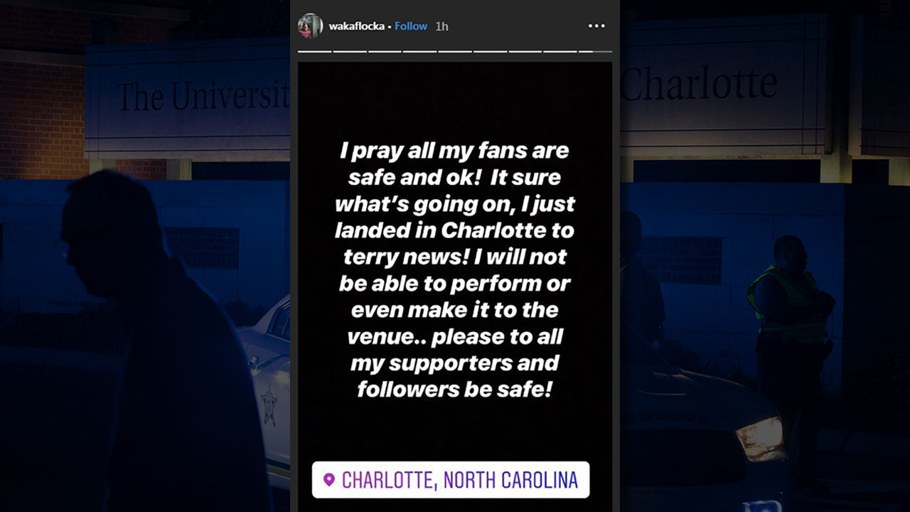 UNC Charlotte shooting: Trystan Andrew Terrell identified as