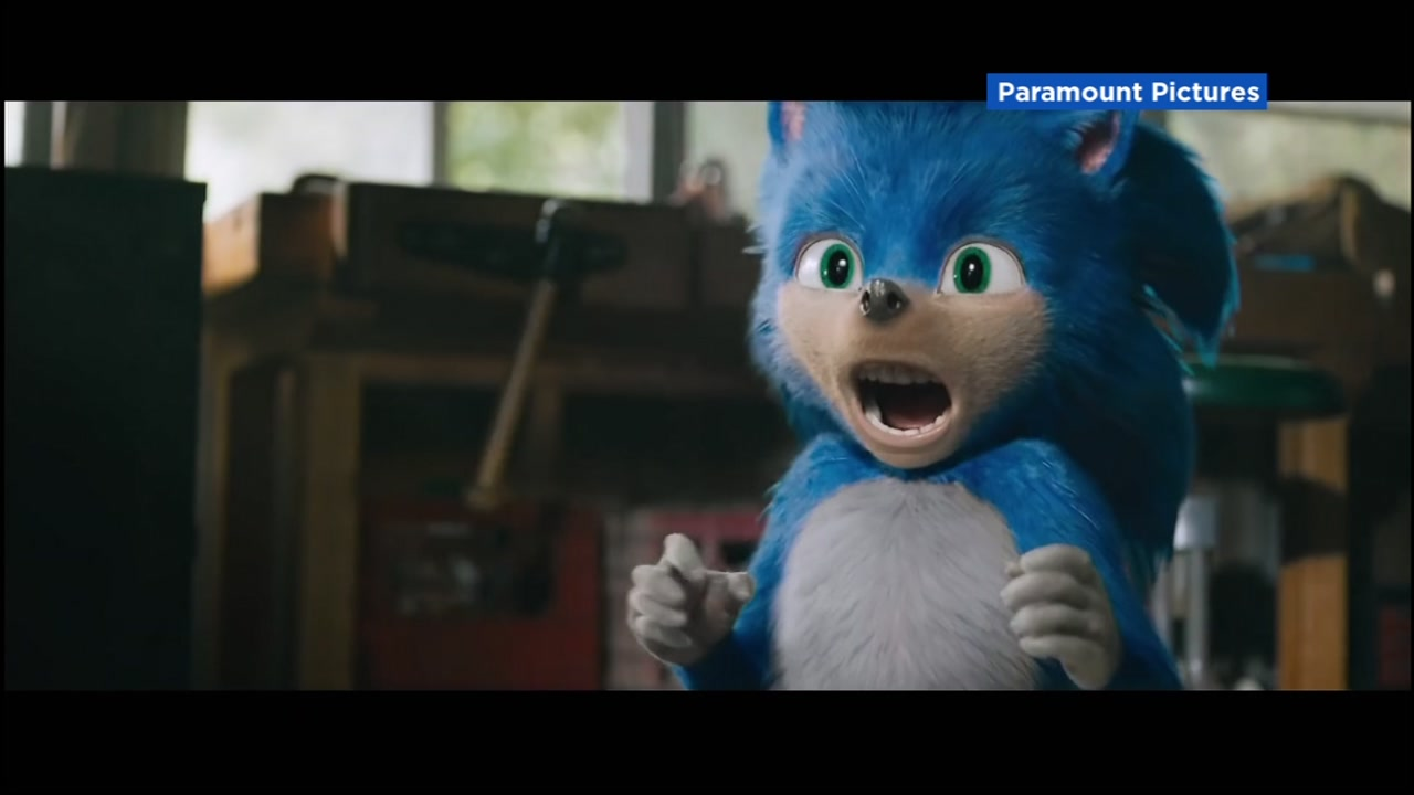 Sonic The Hedgehog Movie Trailer Tries Again With Revamped Sonic Abc7 Chicago