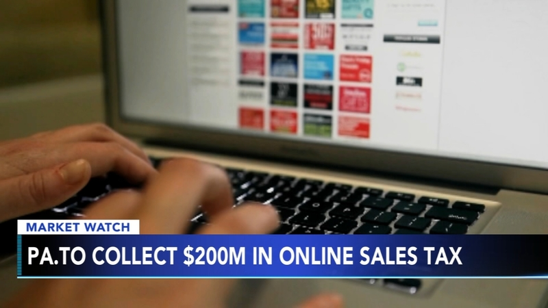 Pa Sales Tax >> Pennsylvania Sees Online Sales Taxes Soar After Court Ruling