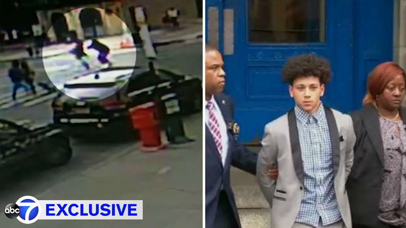 17-year-old charged with murder in NYC student's stabbing death