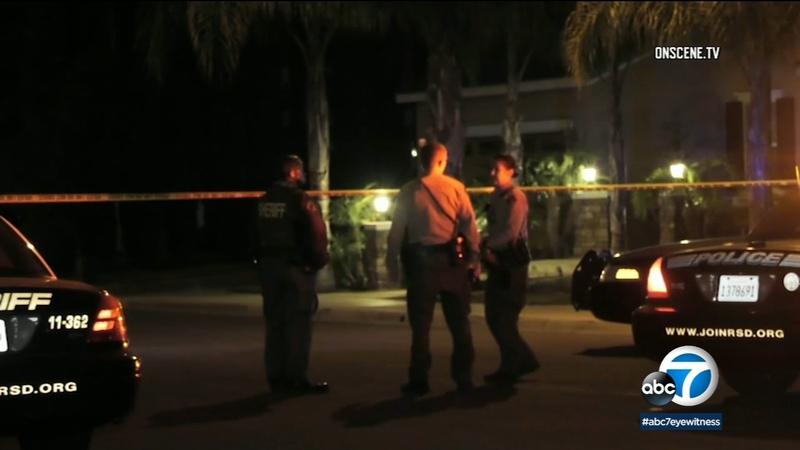 Deputies fatally shoot Perris domestic-violence suspect
