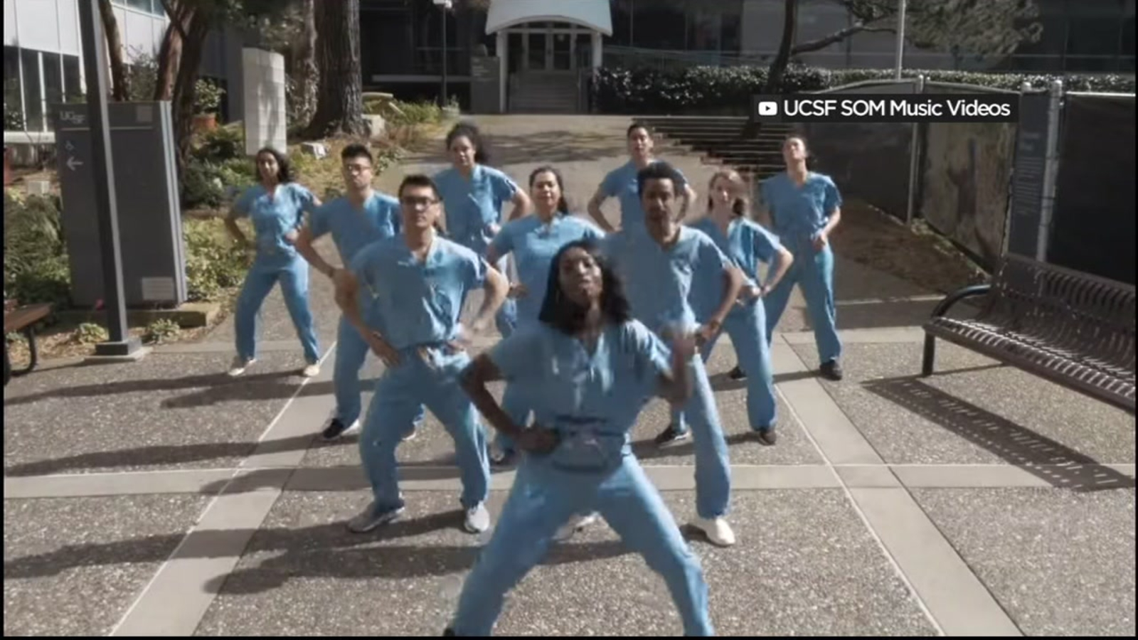 UCSF medical students make an inspiring recruitment video