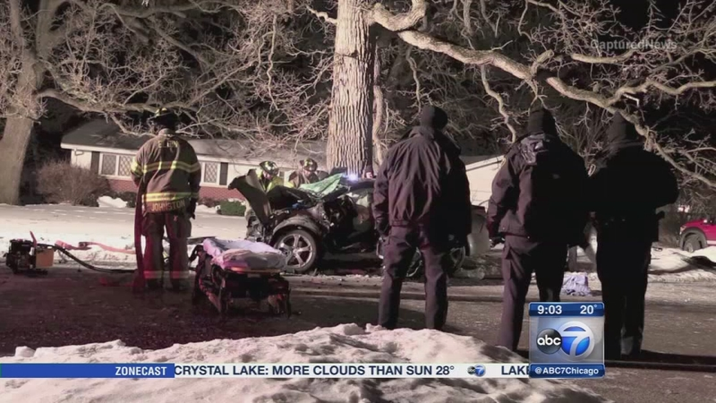 2 killed in Elgin crash