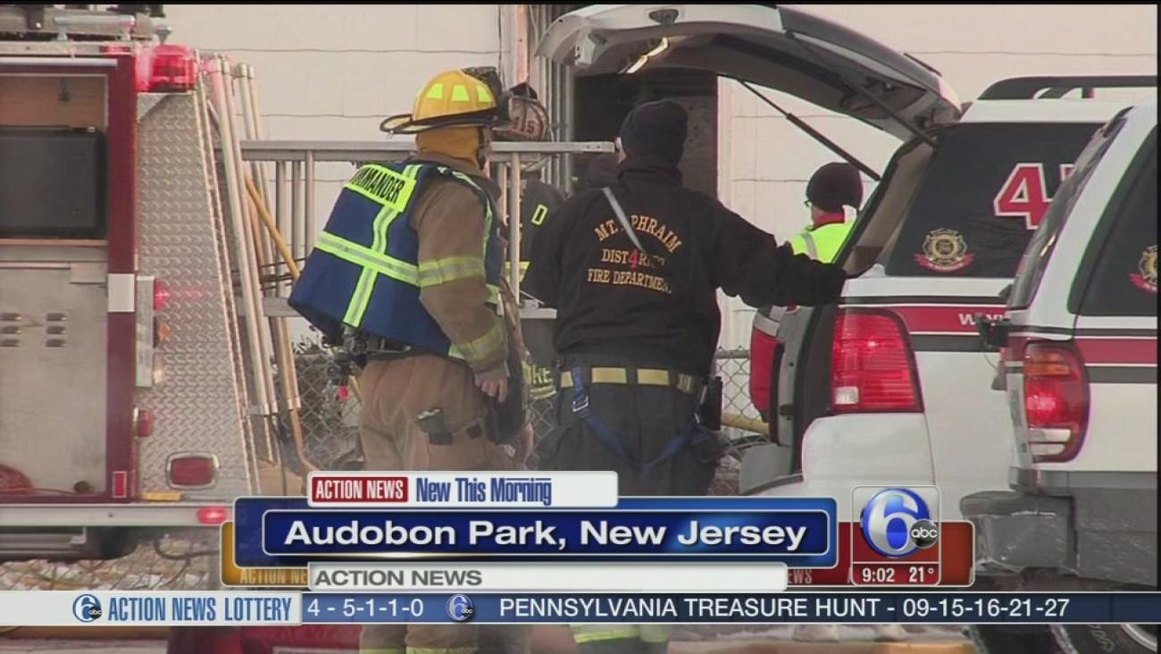 VIDEO: Residents homeless after blaze in Audubon Park