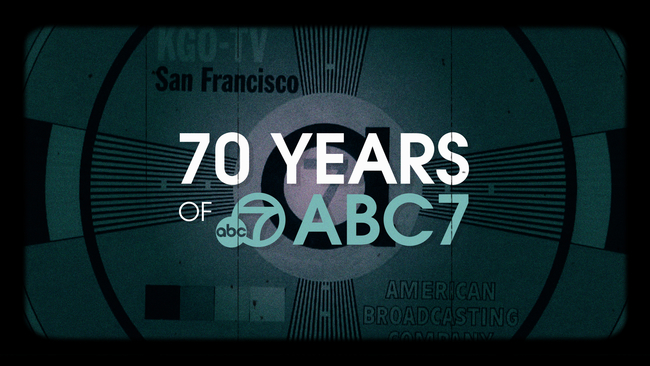 70 Years of ABC7: San Francisco Bay Area in the 1960s as seen on