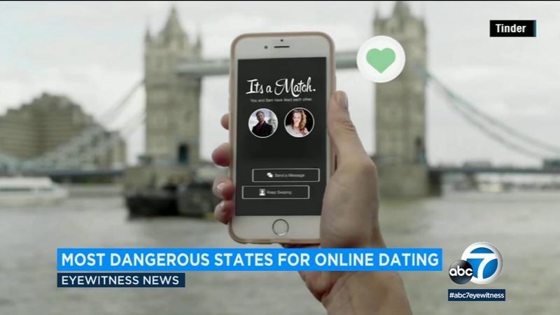 Kalifornia dating online