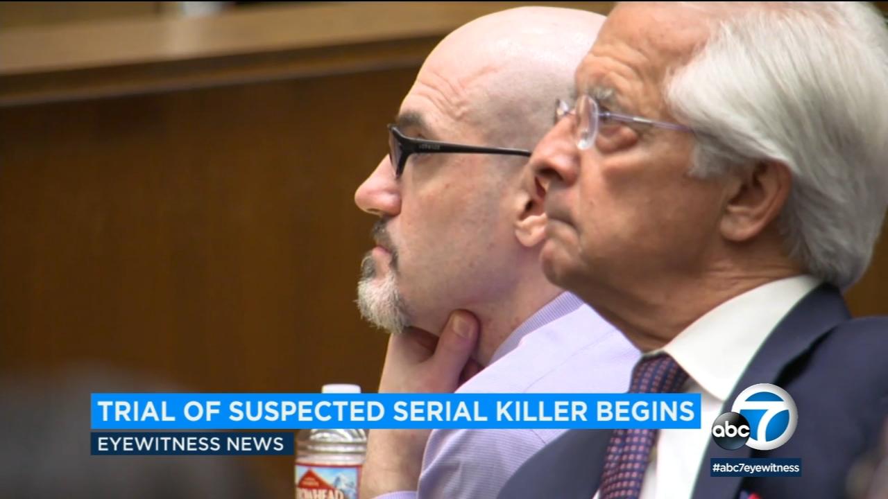 Serial killer trial: Disturbing details revealed in murder of young women  in LA