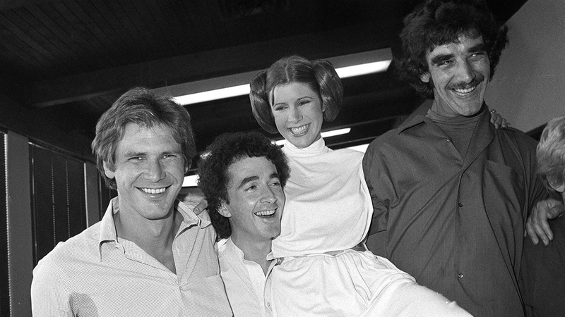 Tributes pour in for Chewbacca actor Peter Mayhew