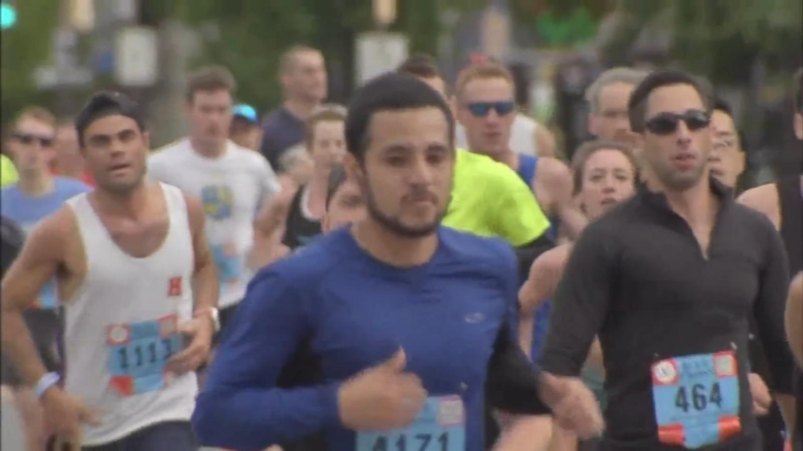 Philadelphia prepares for the Broad Street Run