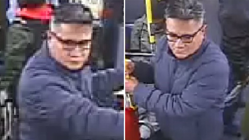 Police: Man gropes 10-year-old girl on MTA bus in Manhattan