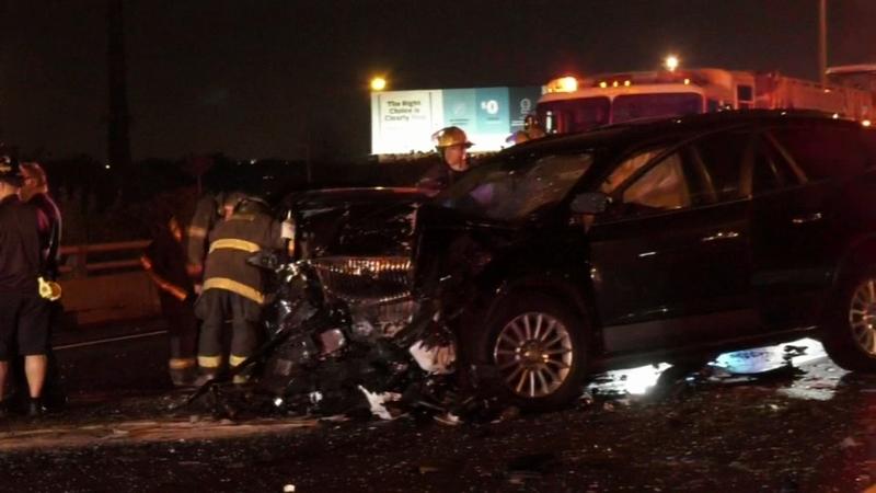 Dashcam captures wrong way driver before fatal crash on I-95