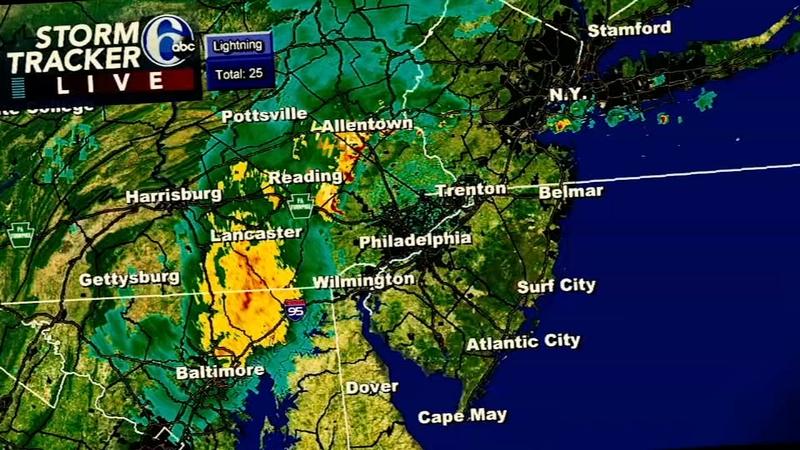 StormTracker 6 Live Radar: Most advanced technology in Delaware Valley