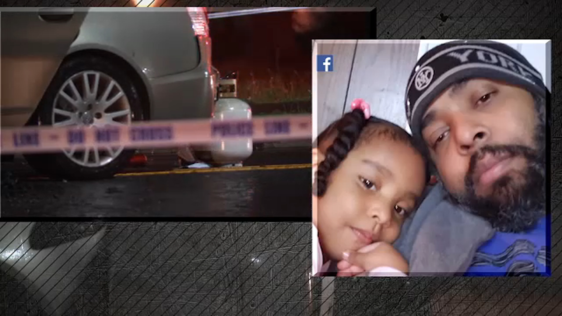Father charged with murder after 3-year-old dies in burning car in Queens