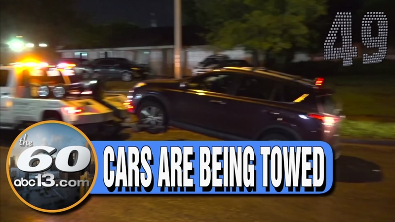 Towed Car Finder >> The 60 Car Towed In Houston Area Flooding How To Find It