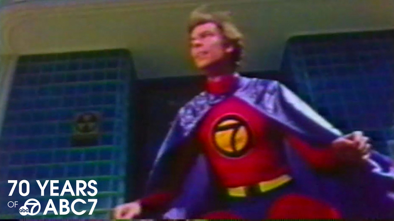 From the Archives: Was Superman really an ABC7 consumer reporter?