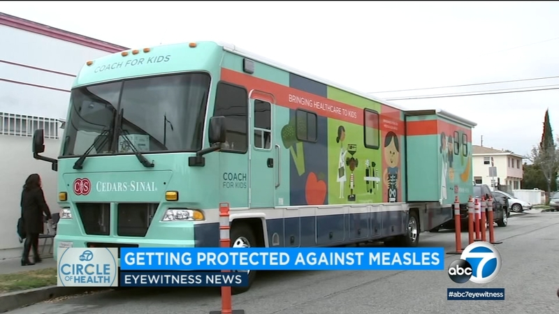 Measles: Low-cost, free options to vaccinate under-insured kids